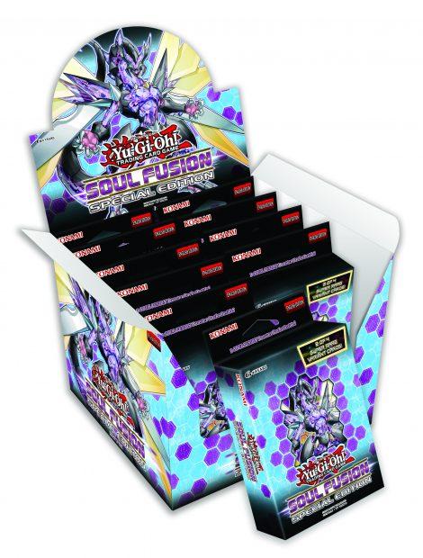Soul Fusion SE SOFU-SE Display Box