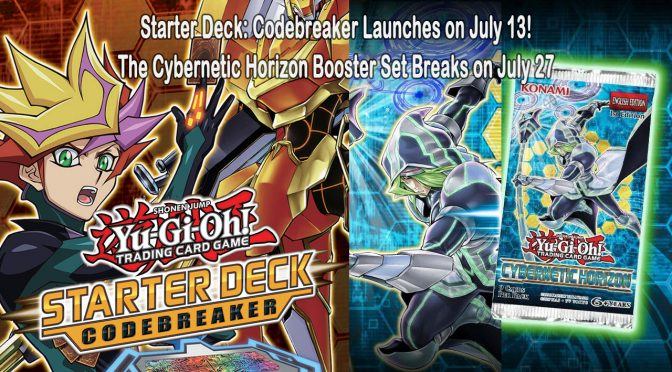 NEW JOURNEYS BEGIN AND A CYBERNETIC FUTURE APPROACHES  IN THE Yu-Gi-Oh! TRADING CARD GAME!