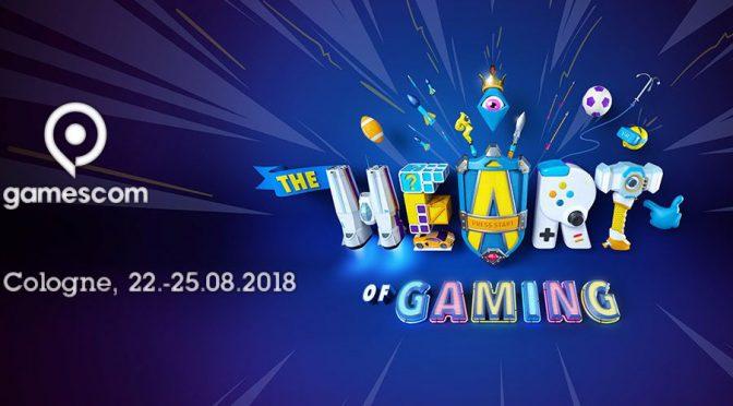 Konami Announces Gamescom 2018 Line-Up