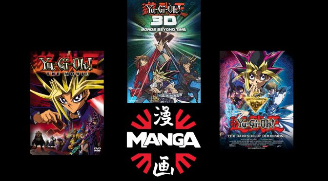 Manga Entertainment Reveals Their Autumn & Q4 Yu-Gi-Oh! Releases