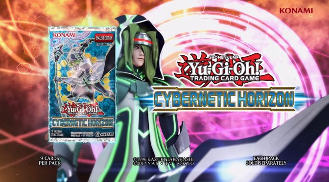 Past and present collide in Cybernetic Horizon, the first 100-card booster set of the 2018-2019 Dueling season