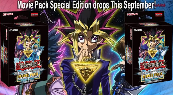 Movie Pack Special Edition drops This September