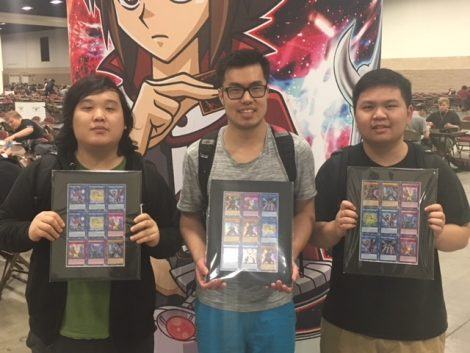 Nelson Tam from San Francisco, California; Chancy Wigglestove from Vancouver, Canada; and Kenny Nguyen from San Jose, California teamed up to win the 3 vs. 3 Team Tournament