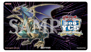 200th Yu-Gi-Oh! Championship Series Top Cut Game Mat