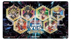 200th Yu-Gi-Oh! Championship Series Win-A-Mat