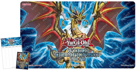 Yu-Gi-Oh! World Championship 2018 Game Mat