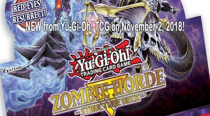 Yu-Gi-Oh! Structure Deck: Zombie Horde