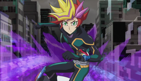 VRAINS episode 1 screenshot