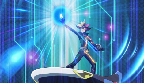 VRAINS episode 2 screenshot