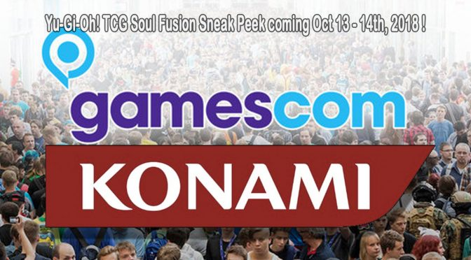 KONAMI ANNOUNCES YU-GI-OH! TRADING CARD GAME, DUEL LINKS ACTIVITIES AND MORE