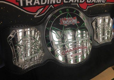 Winner's Championship Belt