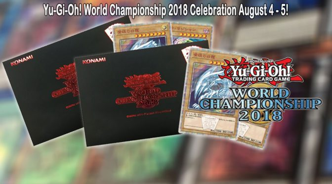 World Championship 2018 Celebration Event!