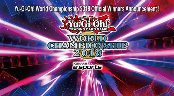Japanese Player Wins Yu-Gi-Oh! Series Esports Global Championship!