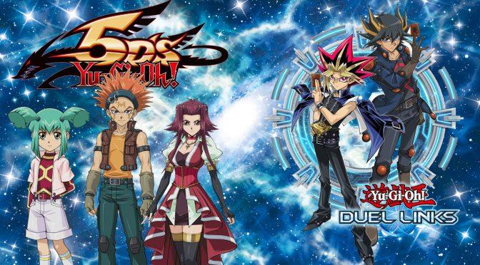 Yu-Gi-Oh! 5D's World Coming to Yu-Gi-Oh! Duel Links | YuGiOh! World