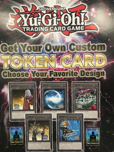 Token Booth Options