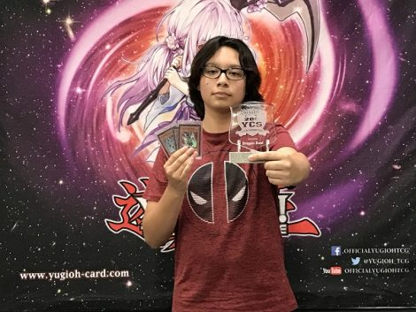 200th YCS Columbus Dragon Duel Champion Aiden Claros