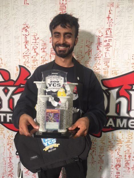 Manav Dawar 200th YCS Columbus Champion