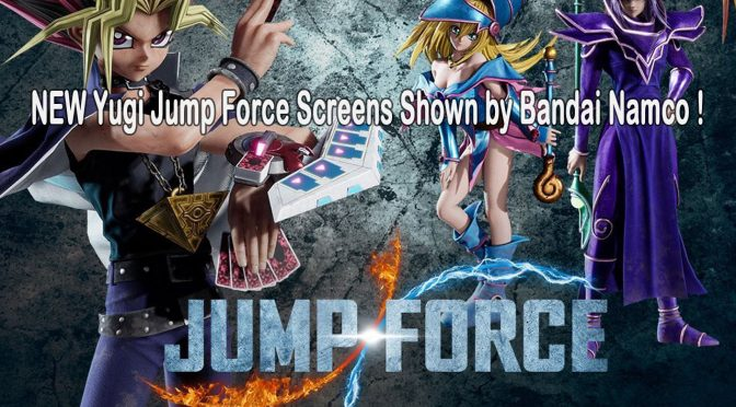 Bandai Namco's JUMP FORCE Shows More Yugi Muto Screenshots