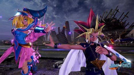 Yugi Muto From Yu-Gi-Oh!-Joins-The-Jump-Force