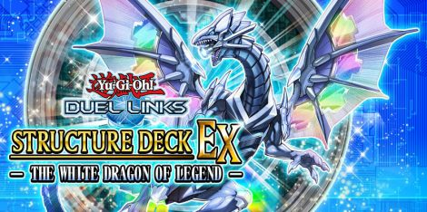 Structure Deck EX: The White Dragon of Legend