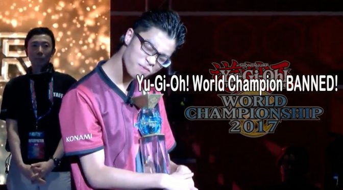 Yu-Gi-Oh! TCG Competitive Champion Banned From Tournaments For Cheating