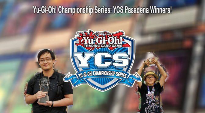 YCS Pasadena: And the Winners are…