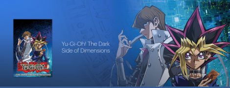4K Media Inc. and Screenvision Media screened the Yu-Gi-Oh!: The Dark Side of Dimensions