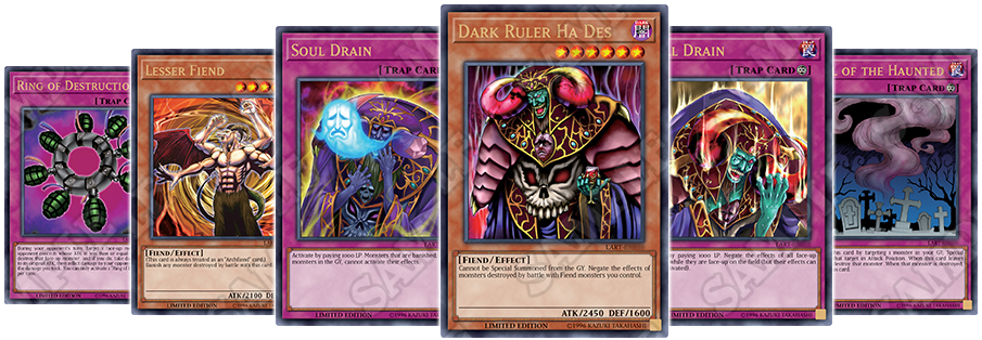 more lost artwork for the yugioh trading card game has
