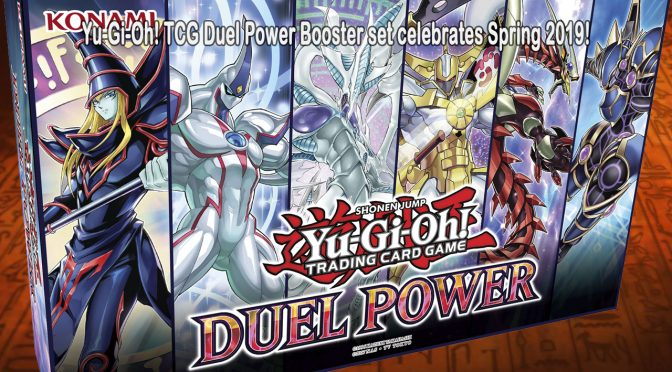 Duel Power Booster set celebrates Spring 2019