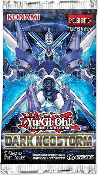 Dark Neostorm the last 100-card #YuGiOh booster set of the 2018-2019 Dueling season