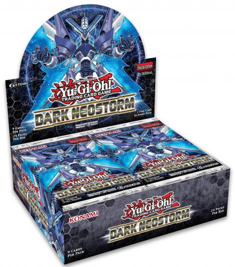 The Dark Neostorm booster set