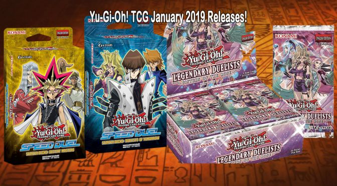 NEW from Yu-Gi-Oh! TRADING CARD GAME in January!