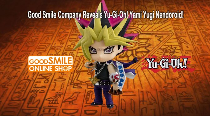 Good Smile Company Reveals Yu-Gi-Oh! Nendoroid Yami Yugi as Well as Pre-Order Details