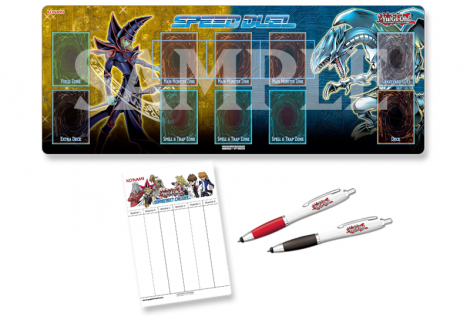 Speed dueling Promotional items