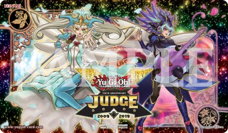 new Judge Mat for 2019