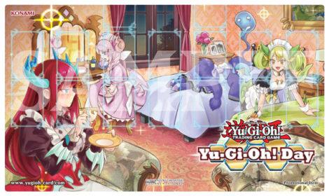 Yu-Gi-Oh! Day Game Mat