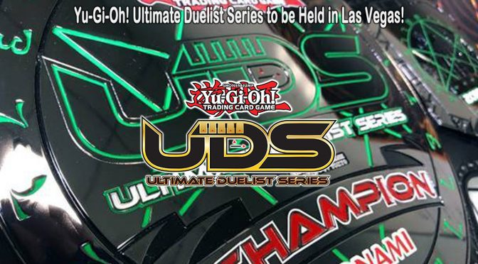 Yu-Gi-Oh! Ultimate Duelist Series to be Held in Las Vegas