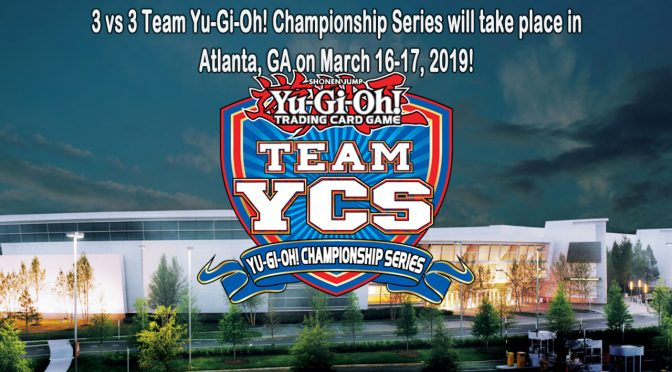 Konami Presents: Yu-Gi-Oh! Championship Series 2019 in Atlanta, GA