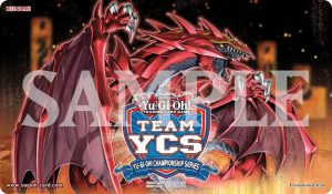 YCS Atlanta Team Participation Playmats
