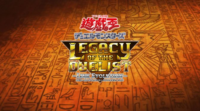 Yu-Gi-Oh! Legacy of the Duelist: Link Evolution Trademark Filed in North America, Europe, and More