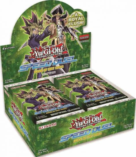 Speed Duel: Arena of Lost Souls booster set
