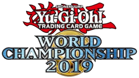 2019 Yu-Gi-Oh! TRADING CARD GAME World Championship Logo