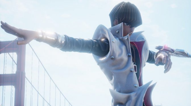 Seto Kaiba will soon flaunt his Duelist skills in JUMP FORCE! (updated)