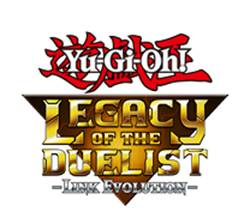 Yu-Gi-Oh! Legacy of the Duelist: Link Evolution en logo