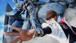 Seto Kaiba JUMPFORCE Obelisk the Tormentor
