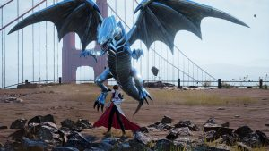 Seto Kaiba JUMP FORCE Blue-Eyes White Dragon