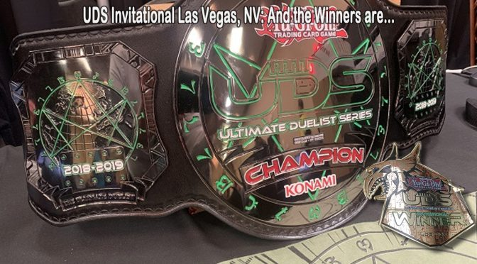 UDS Invitational Las Vegas, NV: And the Winners are…