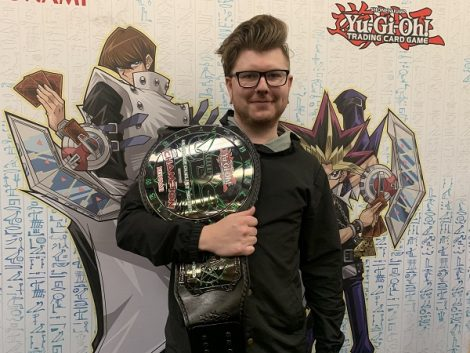 Ultimate Duelist Series Invitational – Winter 2019 winner Tyler Pfeifer
