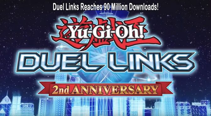 Yu-Gi-Oh! Duel Links Reaches 90 Million Downloads