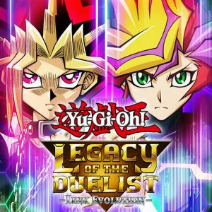 Yu-Gi-Oh! Legacy of the Duelist: Link Evolution Icon en (mock)